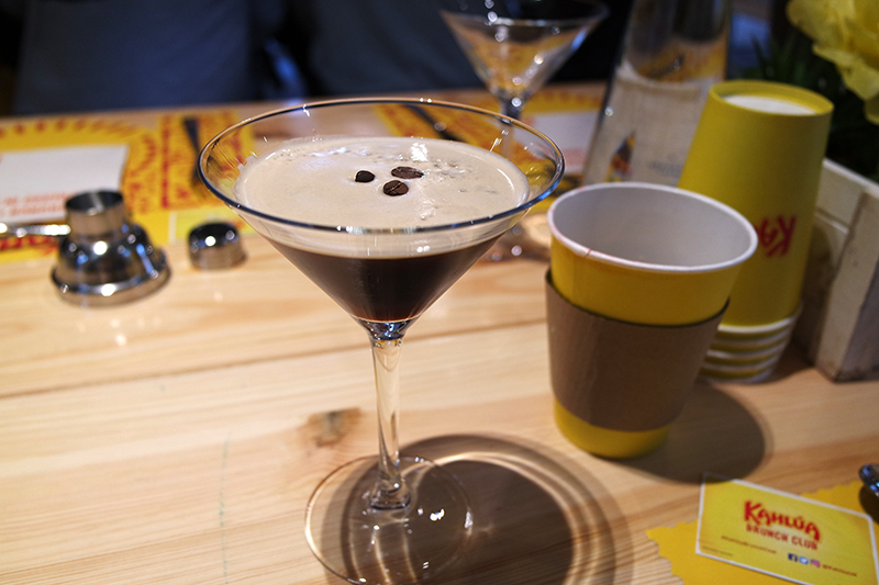 Espresso Martini Cocktail Making Manchester