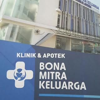 Informasi Lowongan Kerja di Klinik Bona Mitra Keluarga - Apoteker/Dokter Gigi
