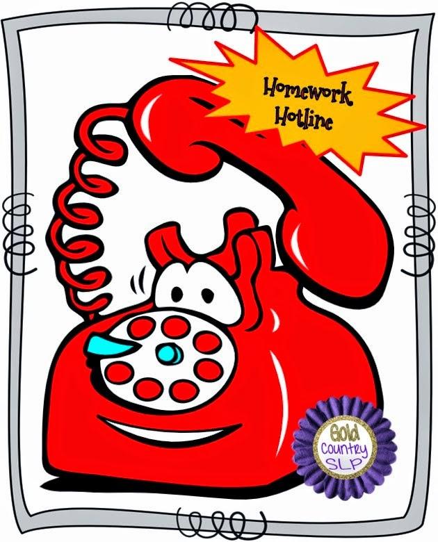 Homework Hotline - Dexter Middle School