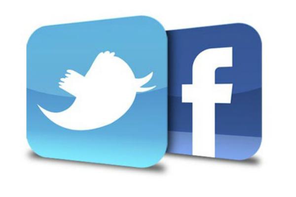 فيسبوك و تويتر تتحدان من أجل هدف مشترك