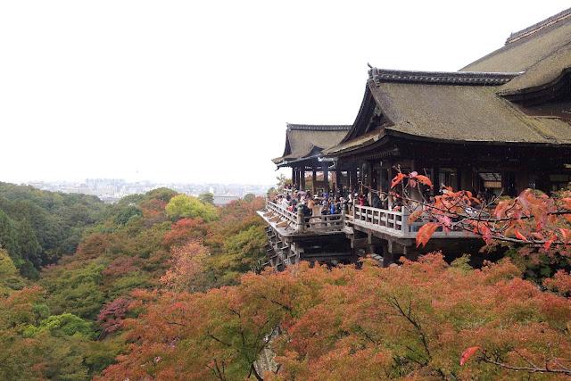 kyoto travel kiyomizu-dera temple