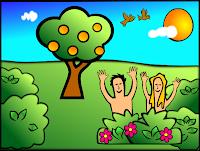 Recognizing Adam Eve Logic Riddle