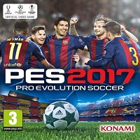Pro Evolution Soccer 2017 CPY Crack Full Version For PC Work 100%