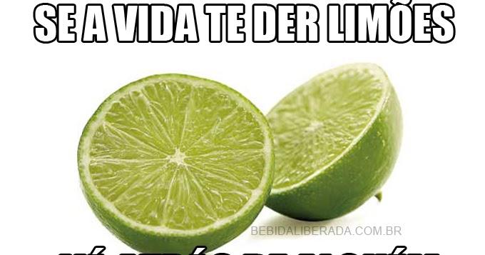 Diversao E Piadas: Se A Vida Te Der Limoes