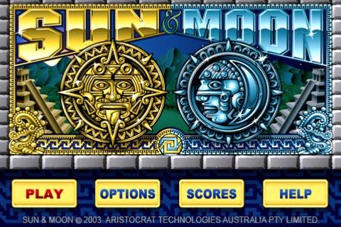 Free Sun And Moon Slot Machine