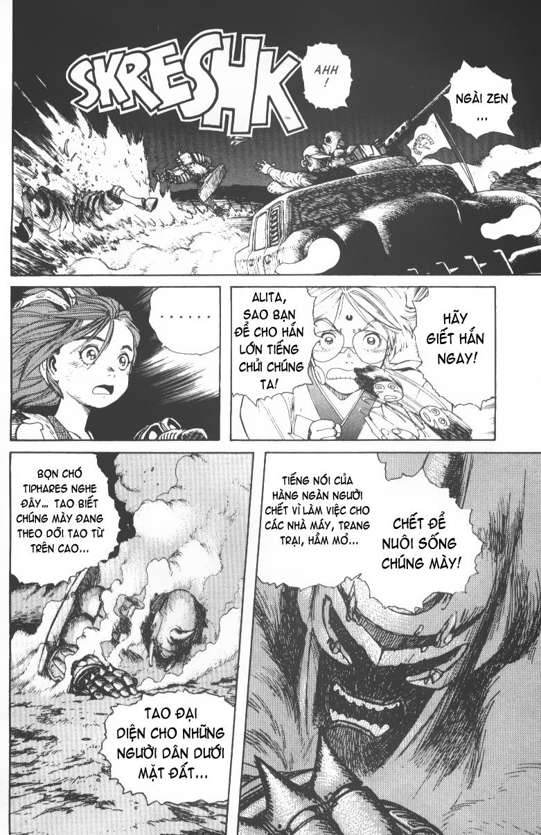 Battle Angel Alita chapter 39 trang 61