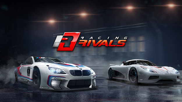 Download Game Racing Rivals Mod Apk