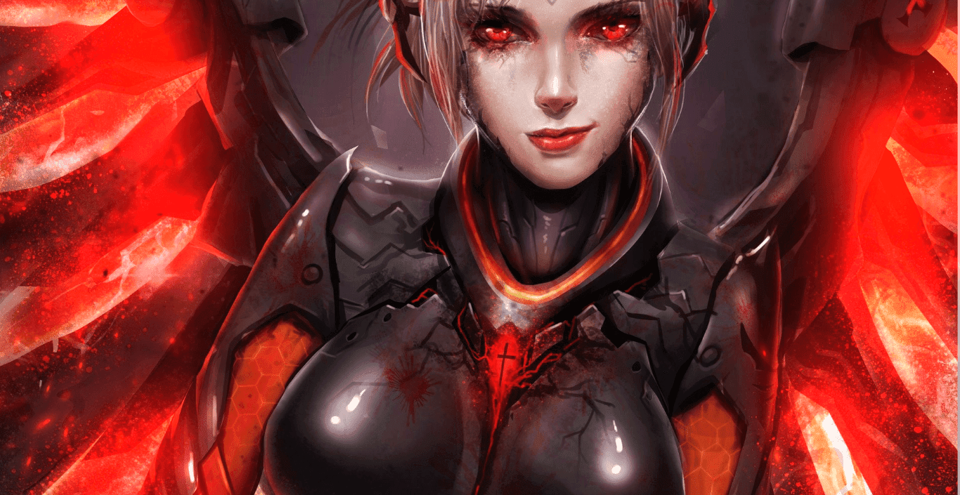 Evil Mercy [Wallpaper Engine Free]