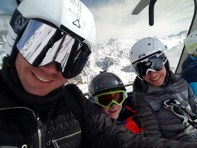 Инструктор по горным лыжам Ишгль Saalbach Hinterglemm