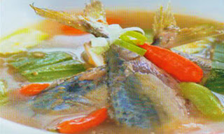 Resep memasak ikan kembung bumbu spesial