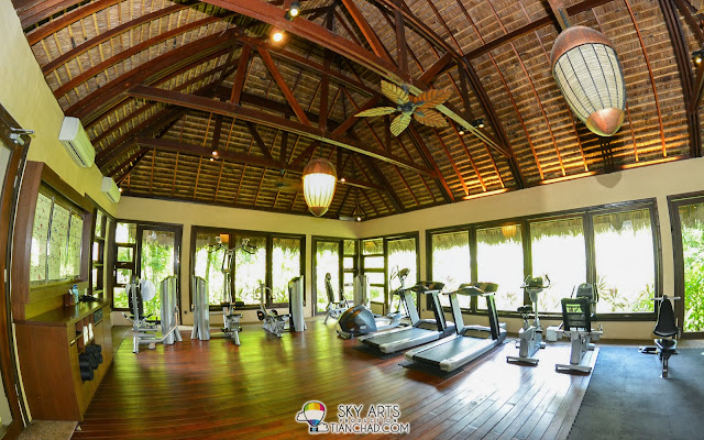 Gym @ The Banjaran Hotsprings Retreat, Ipoh