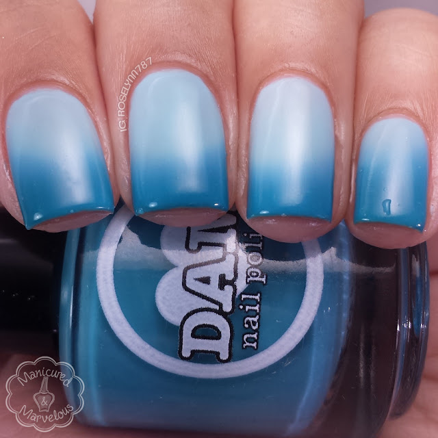 Dam Nail Polish - Teal Next Time