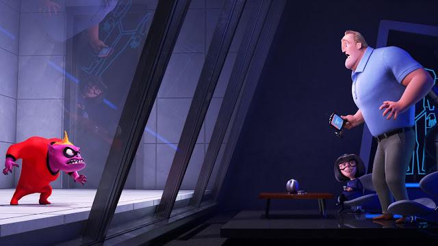 Craig T. Nelson Brad Bird | Incredibles 2