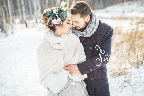 Свадьба зимой - Заблуждения - Цена