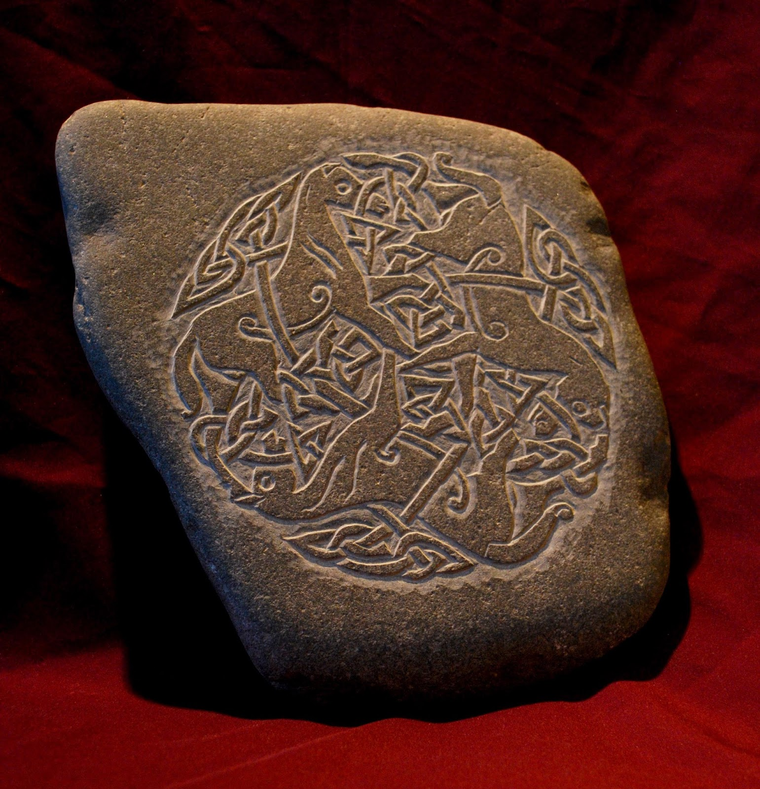 The Graven Image The Triskele Part Two