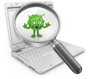 Tips dan Trik Cara Jitu Menghapus Virus Yang Bandel Di Komputer atau Laptop Kita