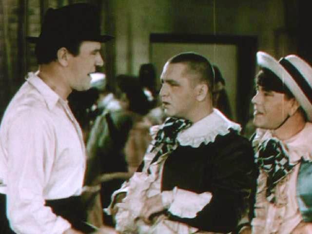 vaudeville show larry hochman the relationship
