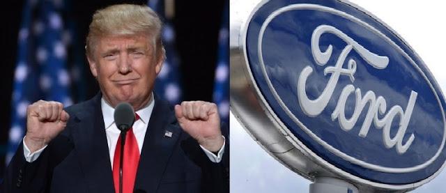 Donald Trump, trabajo, fábricas