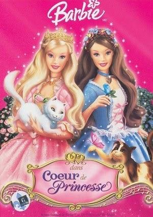 regarder film barbie cur de princesse