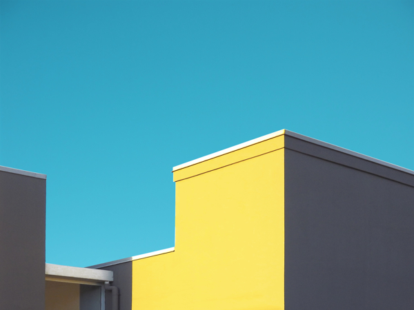 Skymetric | Minimal urban photography by Lino Russo