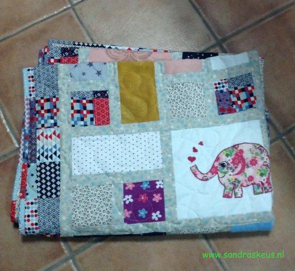 Sandra 39 s keus for Quilt maken met naaimachine