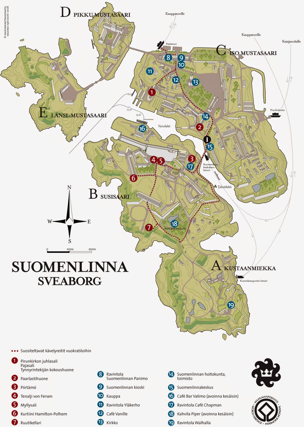 Christopher S Expat Adventure Suomenlinna Fortress Finland