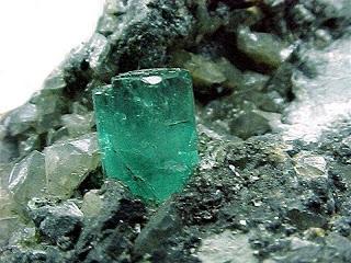 Piedras Mágicas: Berilo