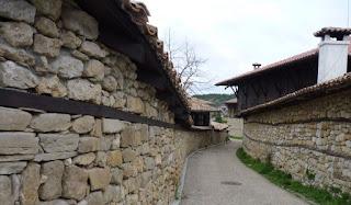 Calles de Arbanasi.
