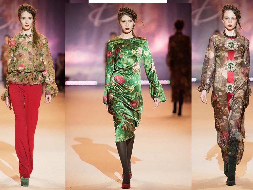Fashionable Galaxy, шифоновые платья