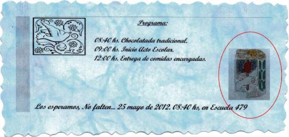 Fm Guaraní 93 5 Mhz Na Escuela Envía Invitación Al Acto Del