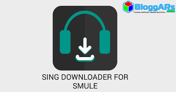 Sing Downloader!! Simpan Rekaman Video/Lagu Smule ke Galeri