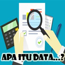 Pengertian Data dan Fungsi Data