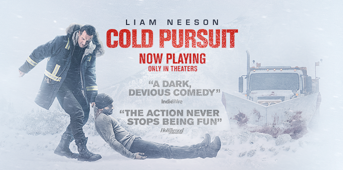 Cold Pursuit (2019) English 720p WEBRip x264 800MB Free Download
