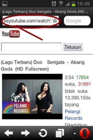 Cara Download Video Di Opera Mini : download, video, opera, Download, Video, Youtube, Lewat, Opera, Andievideo