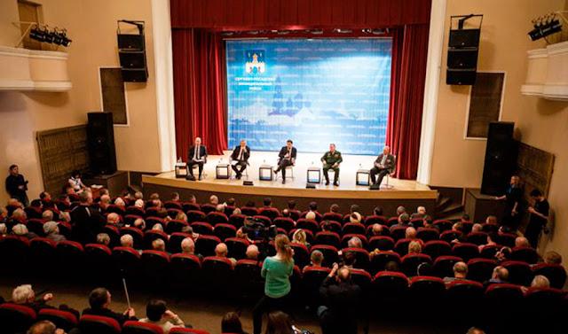 Глава района обещал Ферме делать чуть больше, чем положено Сергиев Посвд