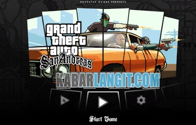 Download GTA SA Lite Apk + Data