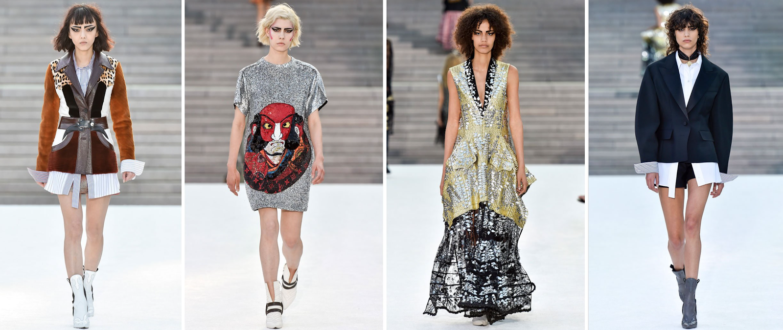 Louis Vuitton Cruise 2018 Runway and Bags Report