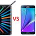 Perbedaan Samsung Galaxy Note 7 Dengan Galaxy Note 5