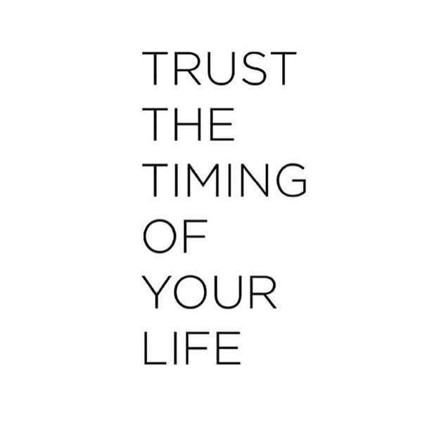 Bergen Taylor Hightower Trust The Timing Of Your Life