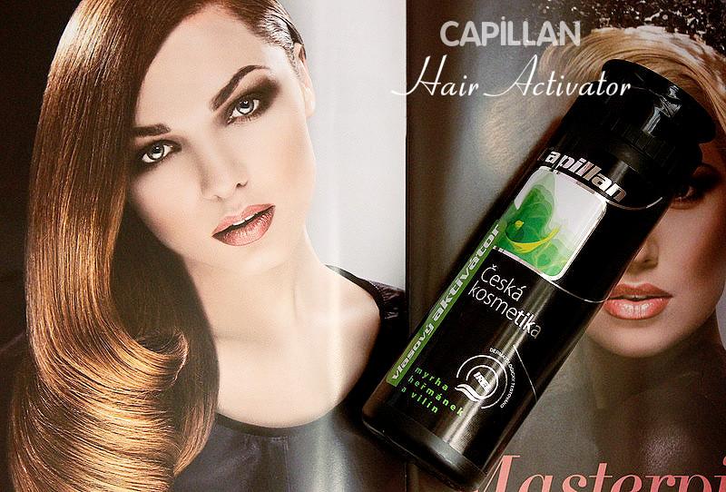 Активатор для стимуляции роста волос Capillan Hair Activator / отзывы