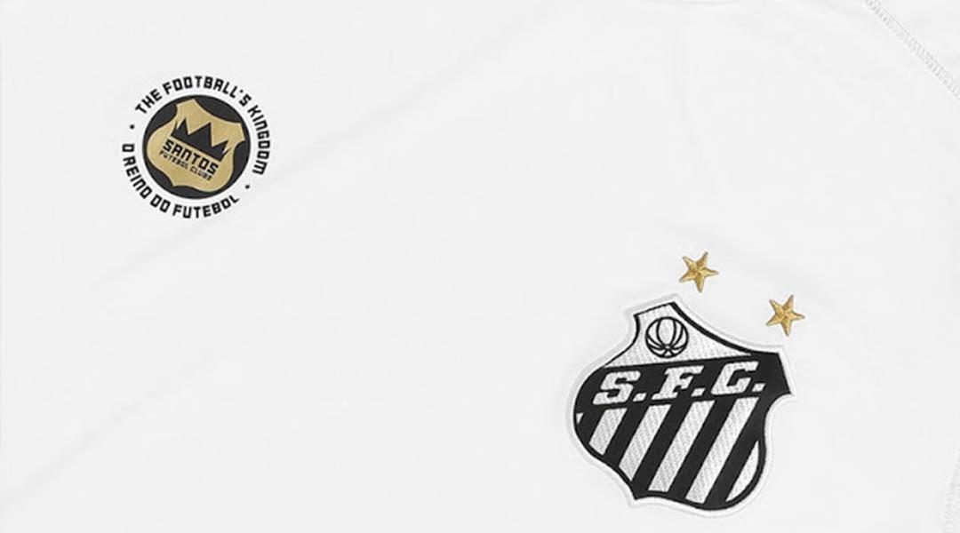 Brazilian powerhouse Santos recently launched their new home shirt for the  2017 season. Interestingly ec291e55714ac