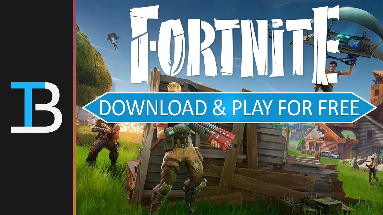 FORTNITE, Free Download FULL Version PC Game Setup With ...