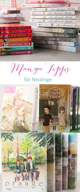 Manga Tipps für Neulinge