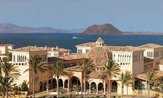 Hoteles de lujo en Fuerteventura: El Gran Hotel Atlantis Bahía Real. 1