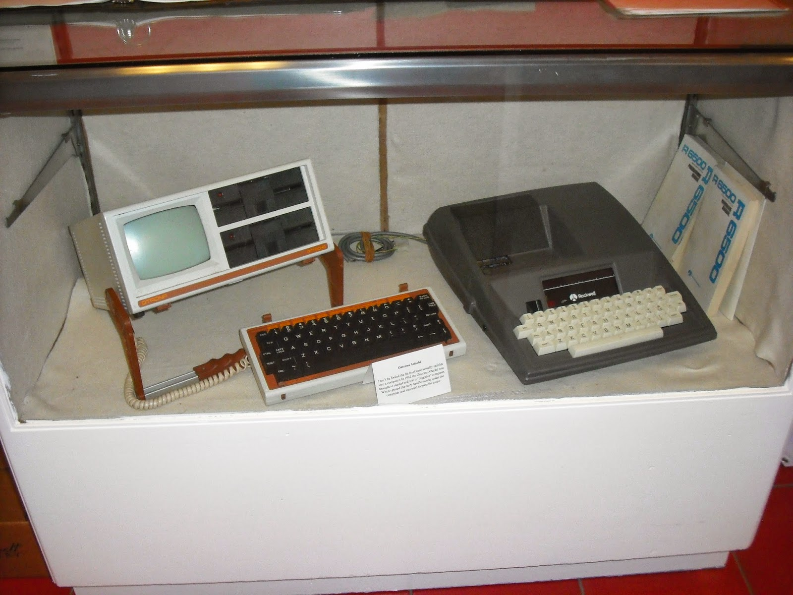 Case #3 Bugbook Computer Museum