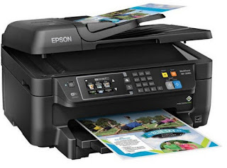 Epson WorkForce WF-2660 Drivers Download