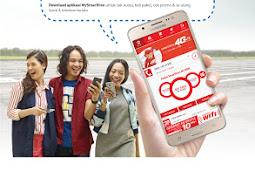 Smartfren Paket 4G  Untuk Kartu Perdana Prabayar Smartfren 4G Gsm