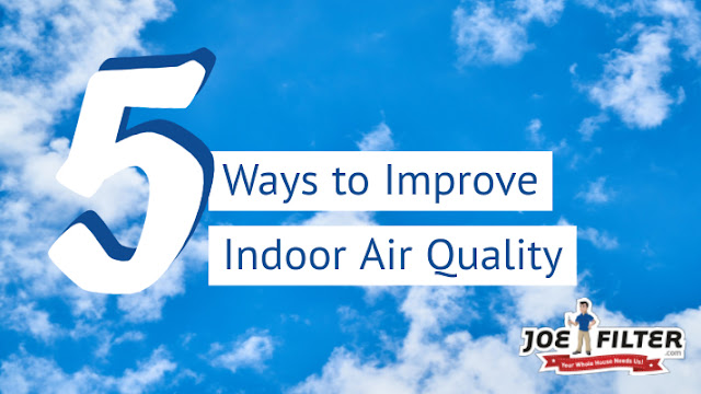 Clean air healthy living home tips
