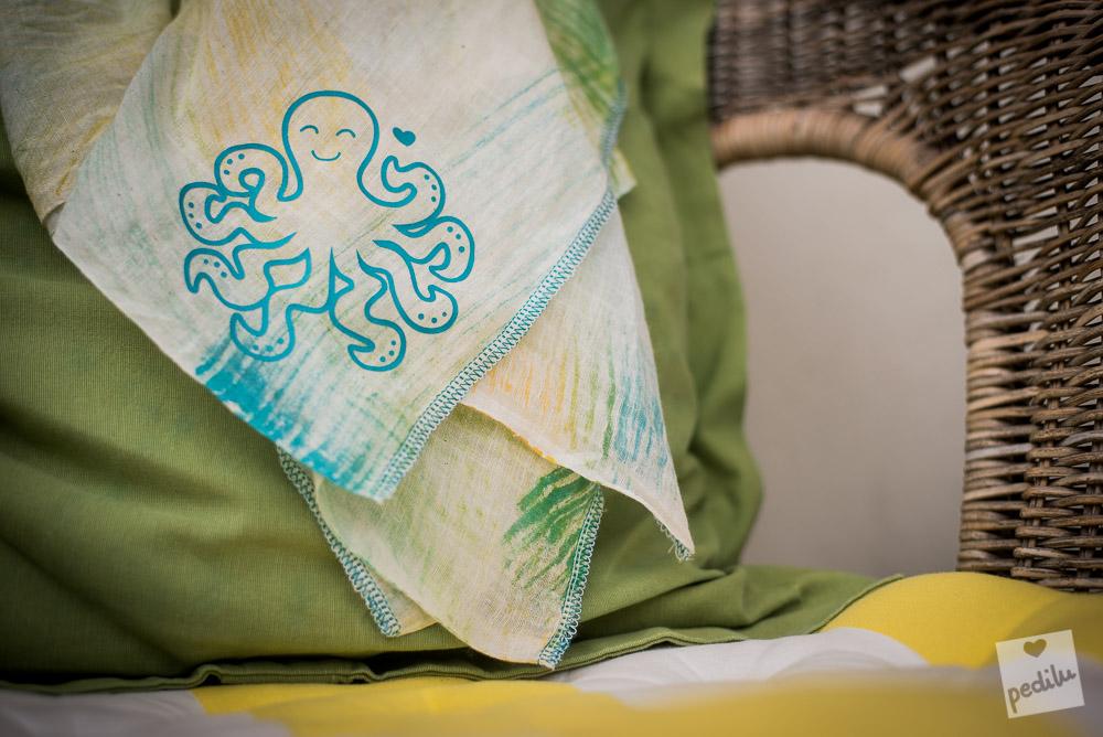 Freebook »L'Octopussy« (Strandponcho) – mit Meeresliebelei