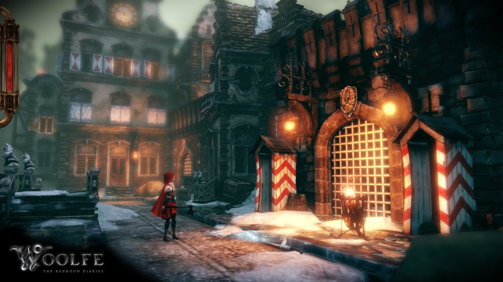 Woolfe The Red Hood Diaries Free Download PC Games